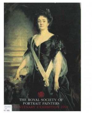 Centenary Exhibition Catalogue Cover
