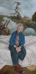 Lantian D. 'A Portrait of Roger Scruton'