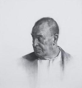 Graeme Wilcox 'RF Head Study 2'
