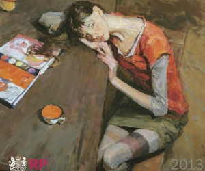Royal Society of Portrait Painters' Annual Exhibition Catalogue 2013