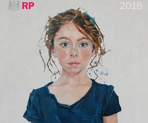 Royal Society of Portrait Painters' Annual Exhibition Catalogue 2016