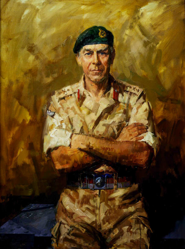 David Poole Pprp Arca The Royal Society Of Portrait Painters