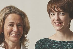 Consultants, Annabel Elton and Anna Bromwich