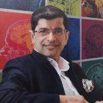 Professor Shitij Kapur by Paul Brason RP