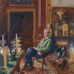 Andrew Festing Portrait of Count Alexis Limburg Stirum at Walzin
