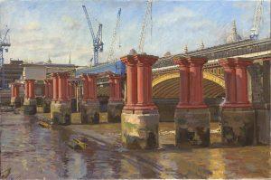 Richard Foster, Blackfriars Bridge 24x36