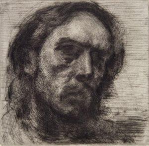 Martin Yeoman 'Self Portrait'
