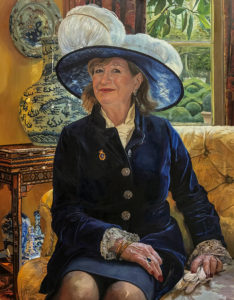 Alastair Adams 'Sarah Furness' private commission