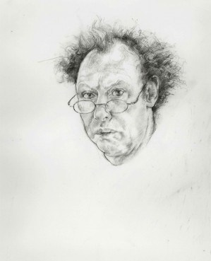 Anthony Connolly - A Self Portrait