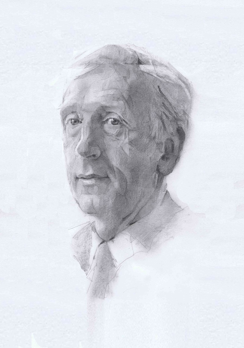 Keith Breeden RP - The Royal Society of Portrait Painters
