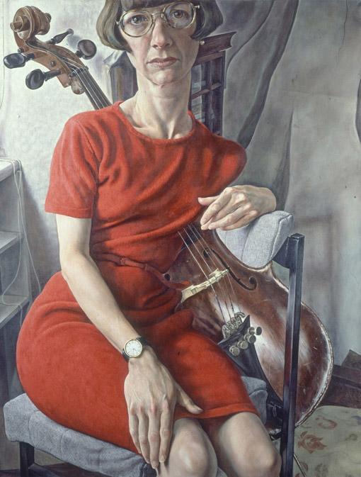 Michael Taylor 'Sarah Muffett, ordinand' (2003)