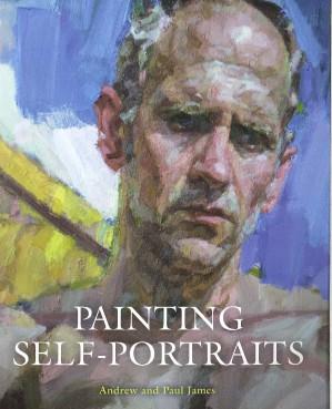 'Painting Self-Portraits' - Andrew James