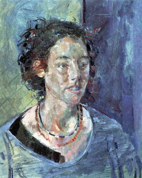 Thomas Coates 'Soft Grey Harmony'. 20 x 16 ins. Oil
