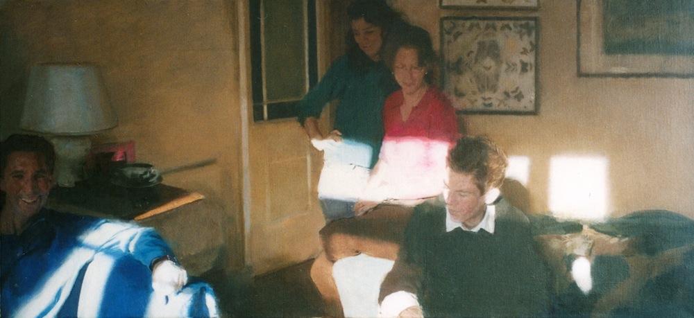 Brendan Kelly 'The Birleys' family portrait