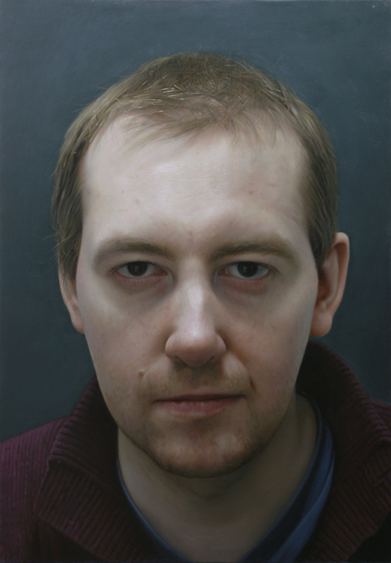 2013 Winner: Jan Mikulka 'Self Portrait
