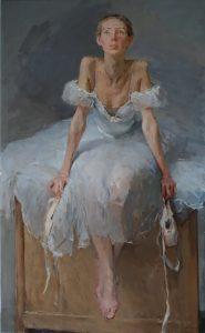 Valeriy Gridnev 'Ballet Dancer'