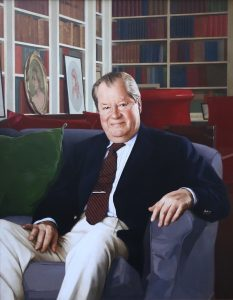 The 8th Earl Spencer by Paul Brason