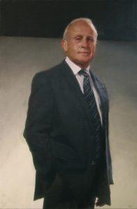 Brendan Kelly, Sir Tim Wilson for the University of Hertfordshire