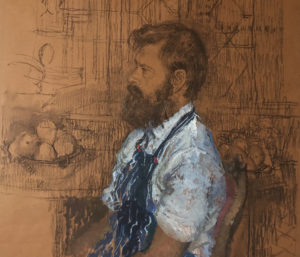 Peter Kuhfeld 'Executive Chef' Winner of The Ondaatje Prize for Portraiture
