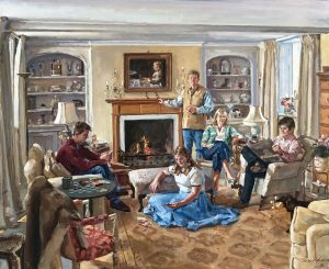 Richard Foster 'The Inglis Family'