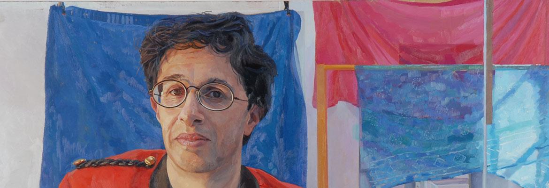 Alastair Adams 'Girish Sethna, note-taker' (2008)