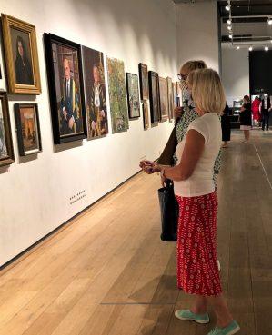 2020 Mall Galleries Exhibition
